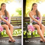 bildbearbeitung zu fotobuch