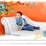 individuelle gestaltung für einen fotokalender