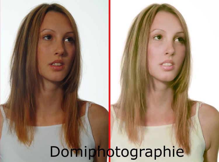 обработка фотографий портретов бьюти