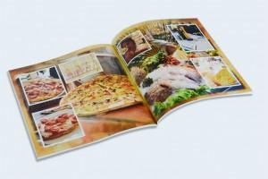 фотографии еды в фотокниге