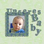 первый год ребенка в фотокниге