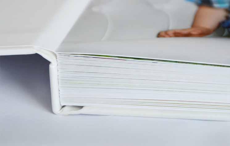 fotobuch einband fotopapier erstellen