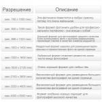 Format rus