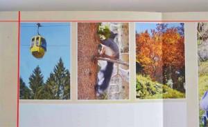 bilder im fotobuch richtig platzieren