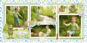 gestalten ein schönes fotobuch kind