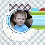 примеры детской фотокниги скрапбукинг