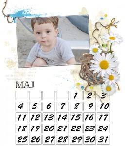 schöne design für kreative kalender mit bilder