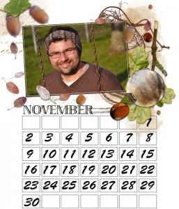 fotokalender beispiel gestaltung mit bilder