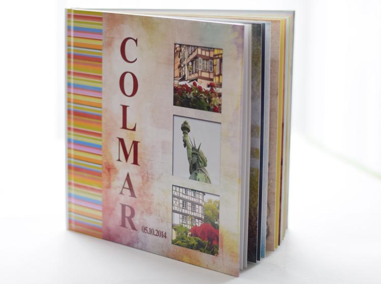 Fotobuch über Reise nach Colmar (Frankreich)